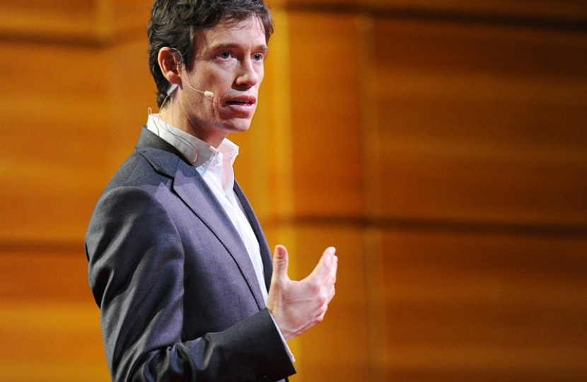 Rory Stewart TED talk